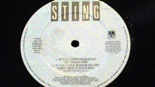 If you love somebody set them free (dance mix) - Sting