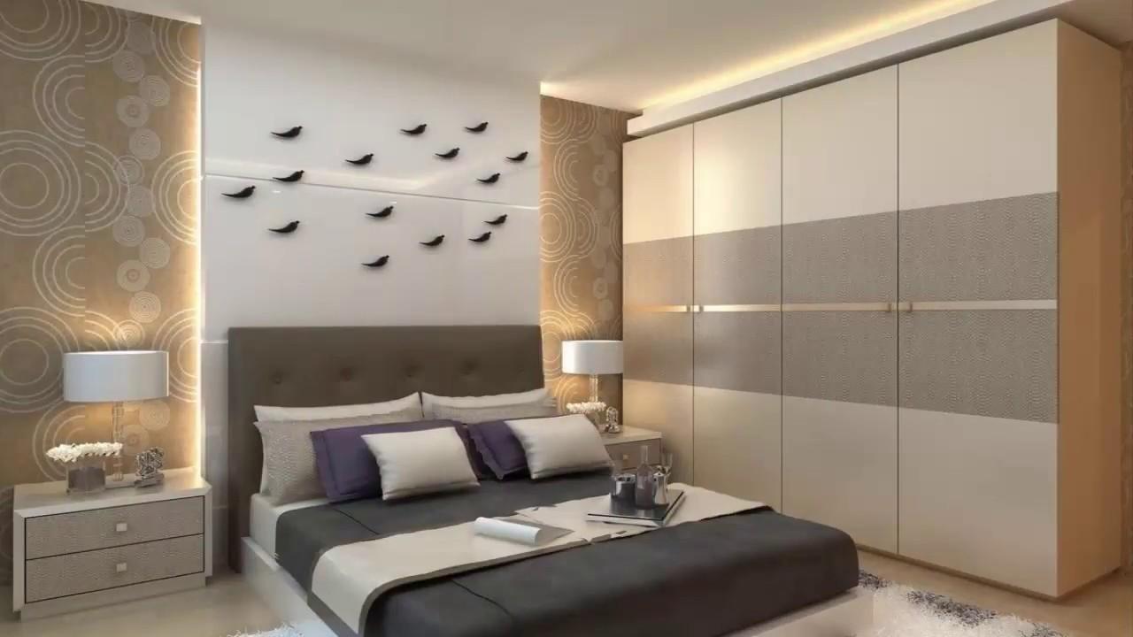 Latest 45 Modern Bedroom Cupboards Designs Wooden Wardrobe Interior 2019 Youtube