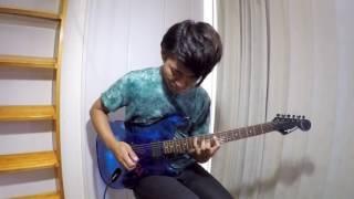 [Guitar cover] White Noise - ERRA