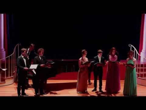 Fauré - Cantique pour Jean Racine