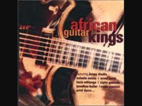 Music Ye Africa - International Rhumba (Feat. Louis Mhlanga)