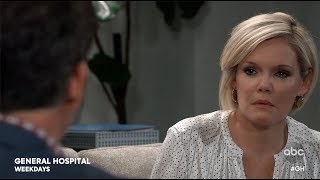 General Hospital Clip: A Caricature of a Woman