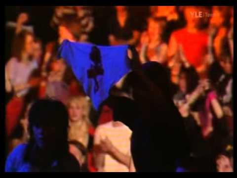 Hanoi Rocks - Helsinki Finland 1985