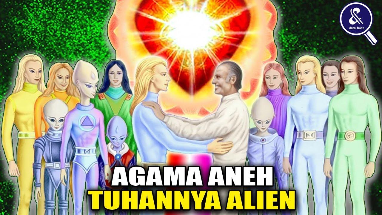 Dari Menuhankan Alien Sampai Agama Rasis.!! Inilah 7 Agama Paling Aneh Yang Ada di Bumi