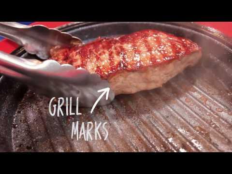 Range Mate Pro Microwave Grill Pot/Pan Cookware