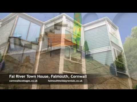 Fal River Town House, Falmouth, Cornwall