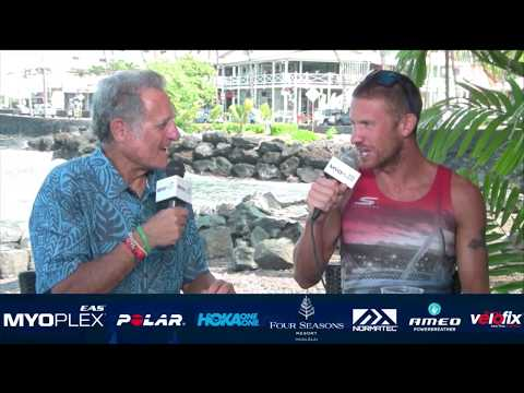 Lionel Sanders: Breakfast with Bob from Kona 2017 Pre-Race