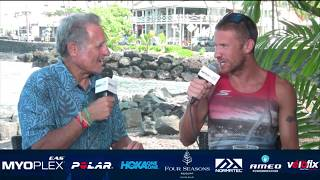 Lionel Sanders: Breakfast with Bob from Kona 2017 Pre-Race