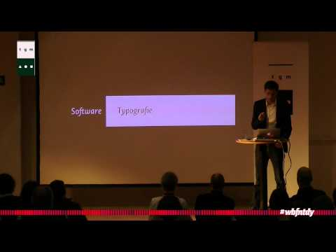 Frank Rausch - Information Design - Software ist das Material
