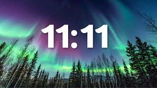 11:11 PORTAL | 528hz | MANIFESTING FREQUENCY |  SLEEP MEDITATION MUSIC | KUNDALINI ENERGY