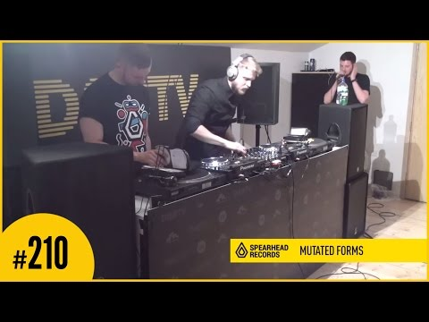 D&BTV Live #210 Spearhead Takeover - Mutated Forms