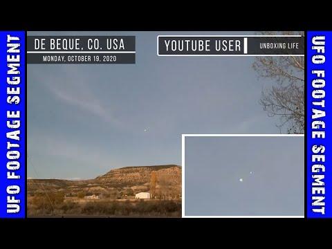 UFO SIGHTING • 1 Video • Colorado