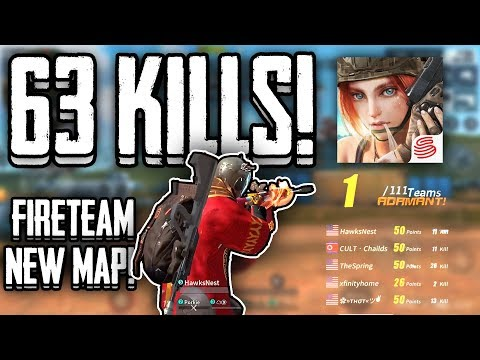 WORLD RECORD WITH PROS!!! (Full Game) | Rules Of Survival