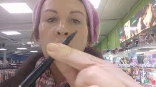 макияж большиеброви брови родинка улыбкарадуги