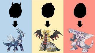 Pokemon Eggs Requests #8: Dialga, Palkia, Giratina