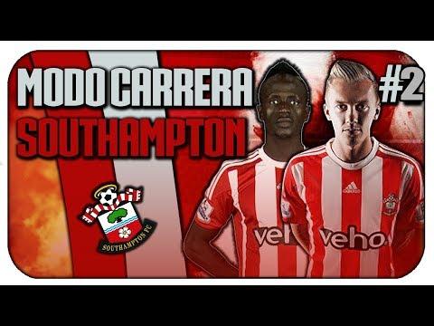 Modo Carrera Manager FIFA 18 Southampton: COMIENZA LA PREMIER Y ULTIMOS FICHAJES! | EP. 2