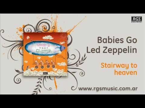 Babies Go Led Zeppelin - Stairway to heaven