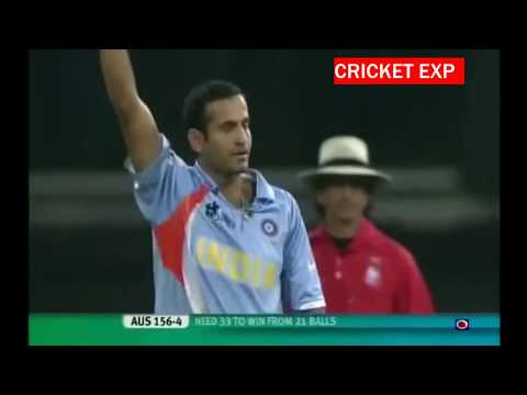 Action Packed Thriller -India Vs Australia 2007 T20 World Cup Semi Final