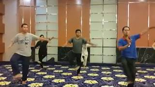 Gambar cover Latihan Tari Glipang
