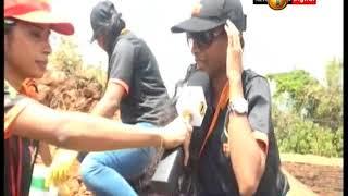 Gammadda V-force begins from Sigiriya Thumbnail