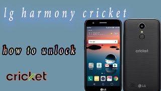 Unlock Usa Cricket Lg Harmony Unlocked - TropicalWeather
