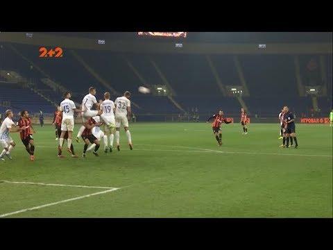 ПРОФУТБОЛ: Шахтар - Десна - 1:0. Відео-аналіз матчу
