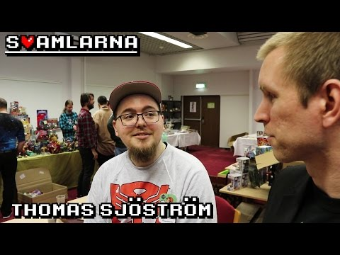 Svamlarna - RetCon 2017 Interview: Thomas Sjöström