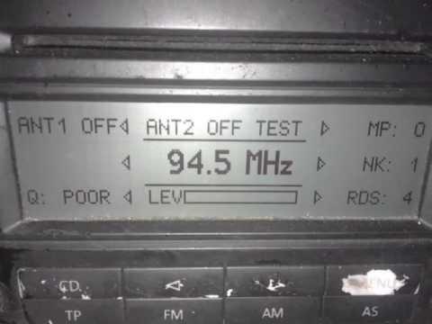 radio belgrad 1 troposcatter