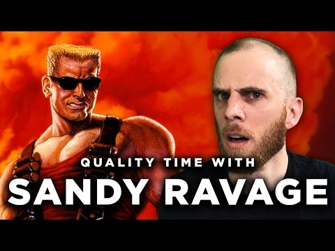 Was MW2 Terrible Or Great? (Quality Time With Hutch - Sandy Ravage)