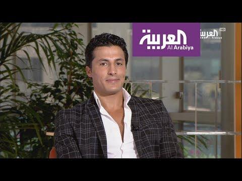 محمد رغيس من عرض الازياء الى التمثيل  - 11:22-2018 / 7 / 16