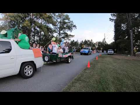 Kell High School Homecoming CandyLand Parade