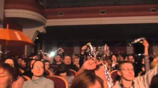 """Сурганова и Оркестр в Туле. """"Игра в классики"""" 07.12.2014. Часть первая."""