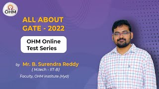 Everything about GATE-2022 Online Test Series | EE | EC | OHM ONLINE+ App Thumb