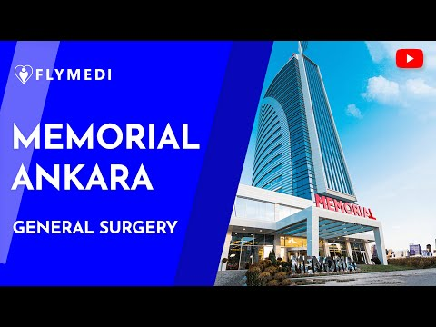 Memorial Ankara Hospital Turkey - FlyMedi