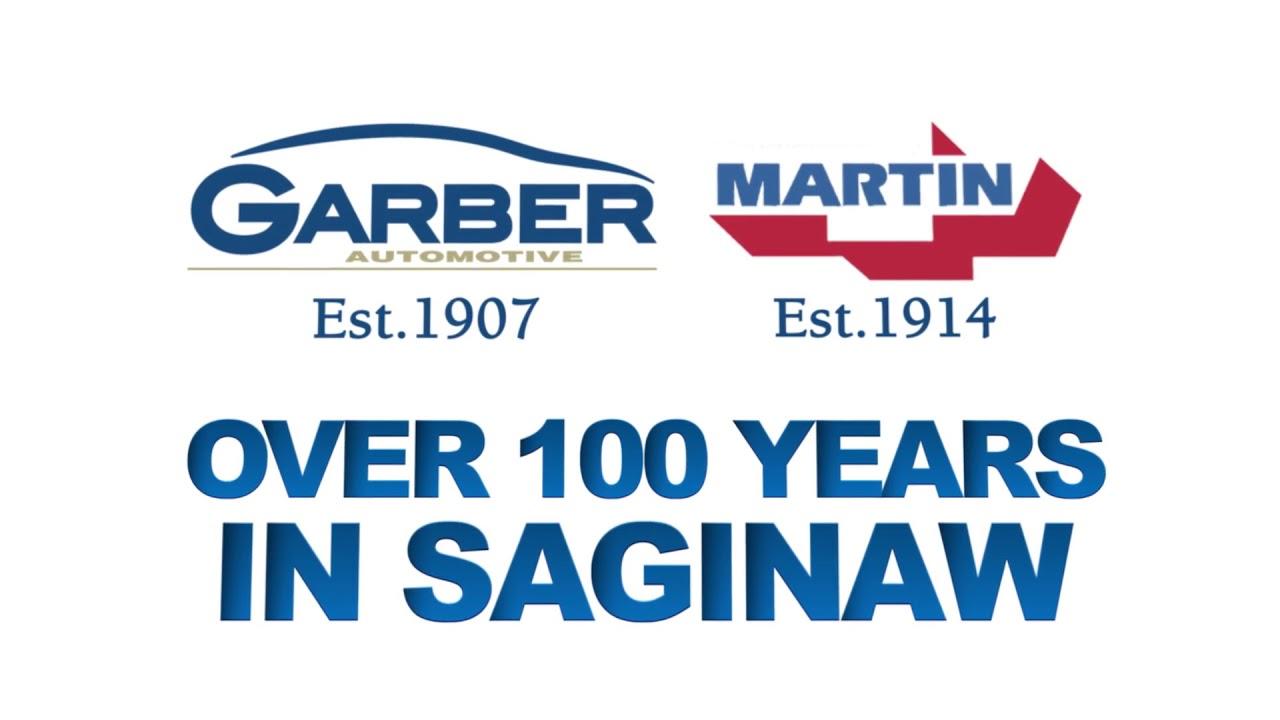 Martin Chevrolet Is Now Garber Chevrolet Saginaw Youtube