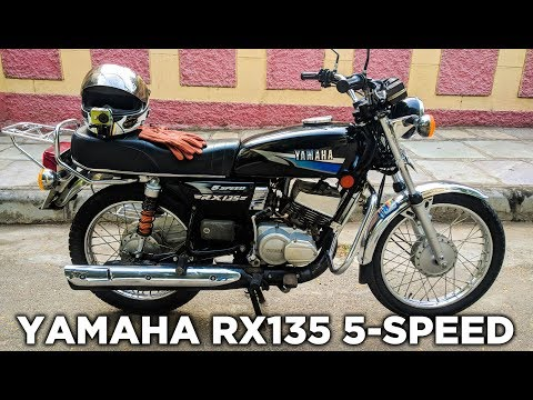 Yamaha Rx 135 5speed Original