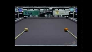 Pool Master PS2 Multiplayer Gameplay (Take2/Ornith Inc.) Playstation 2