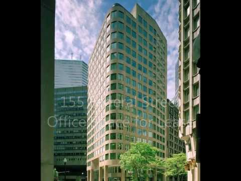 Office Space for Lease - Boston Financial District - 155 Federal Street