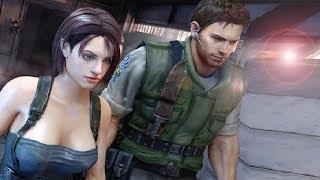 バイオハザード1 クリスゴリス版 全イベント&ムービー集 60fps 1080p Resident Evil 1 Chris All Scenes
