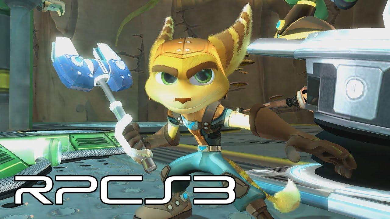На PC теперь можно играть в новые PS3-эксклюзивы — Ratchet & Clank (видео)