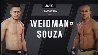 GAME UFC: Cormier x Lewis | Weidman x Jacaré