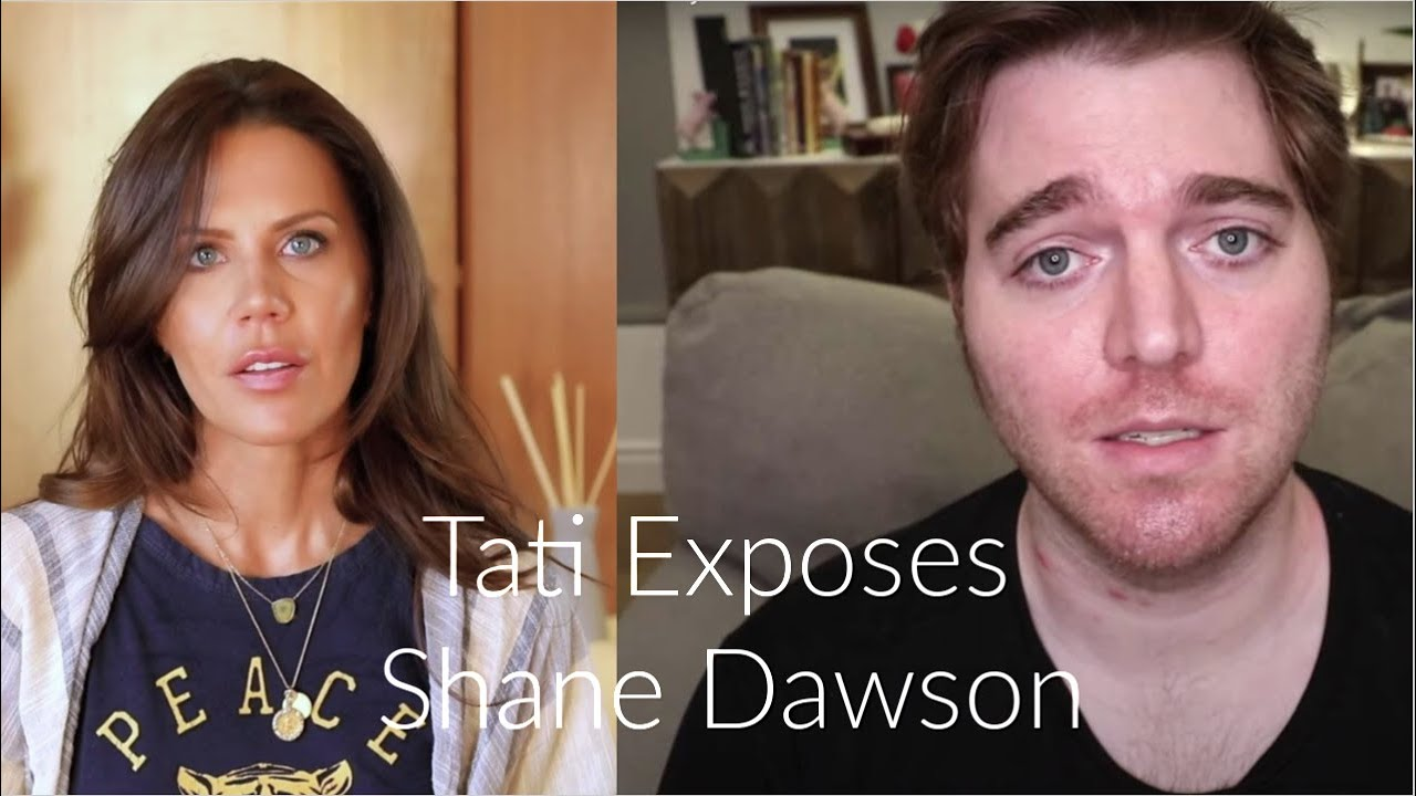 Download Shane Dawson REACTS to Tati Westbrook calling him out