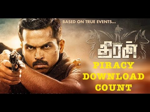 Theeran Adhigaram Ondru (2017) Tamil Movie Download Count | Tamilrocker