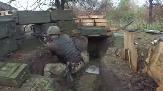 Ukrainian Soldiers Firefight on Helmet Cam - Combat Footage - Ukraine War