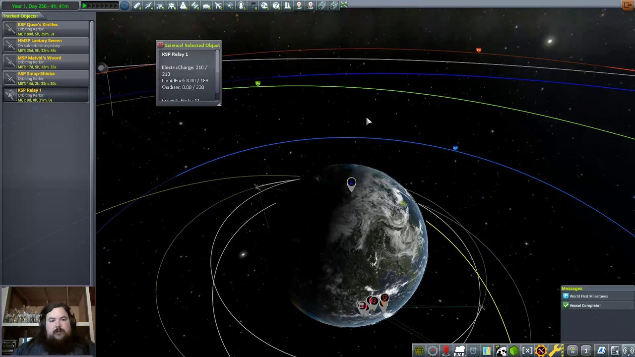 Kerbal Space Program, Aim for the stars, even if you miss you'll hit the  mun?