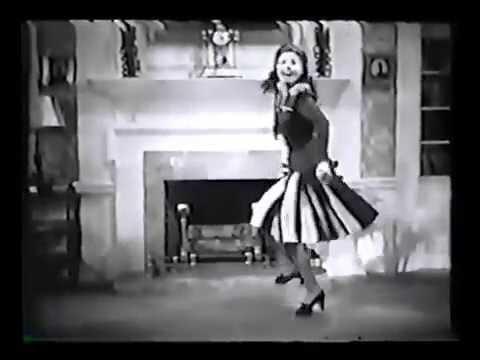 Ann Miller, Wartime Tap Dance, 1942