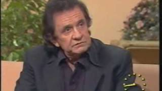 Johnny Cash on TV-am - 1991