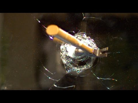Download Youtube: Hammer through Mirror at 120,000fps - The Slow Mo Guys