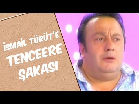 Mustafa Karadeniz - İsmail Türüt'e Tencere Şakası