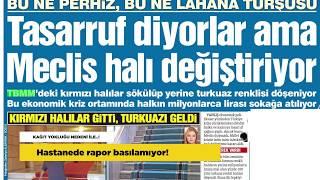 Kağıt kıtlığı…Türkiye resesyona ilerliyor…'Teşhisi yasak' şarbondan ölüm…İşçilere terörist muamelesi